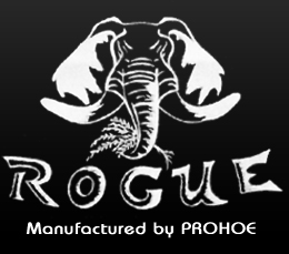 Rogue Hoes manufactured by Prohoe Made in USA